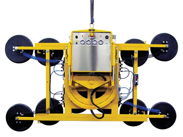 Hydraulica 2600 glass vacuum lifter