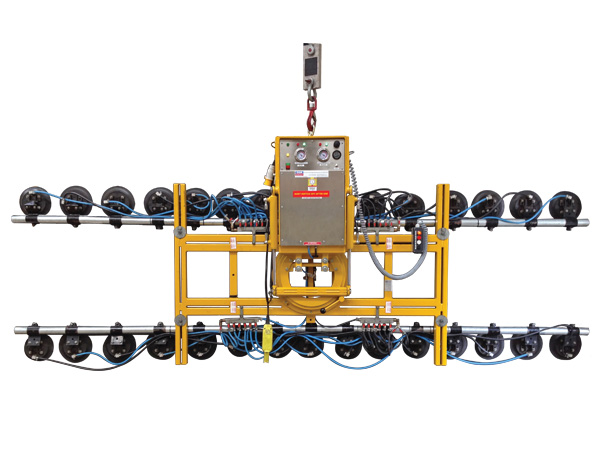 Hydraulica 900C curved vacuum lifting devices