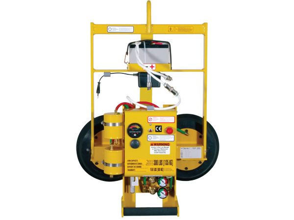 Wood Lifting Devices : Woods powr grip mt vacuum lifters for hire or sale