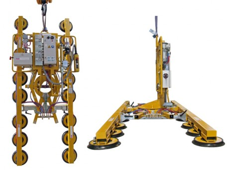 Quad Curve 1000 Glass Vacuum Lifter