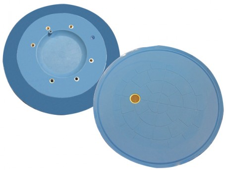 Woods Vacuum Pads For Coated Glass