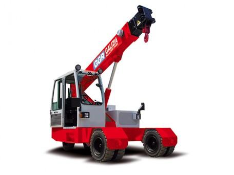 CPCS A66 Endorsement B Mobile Industrial Crane course