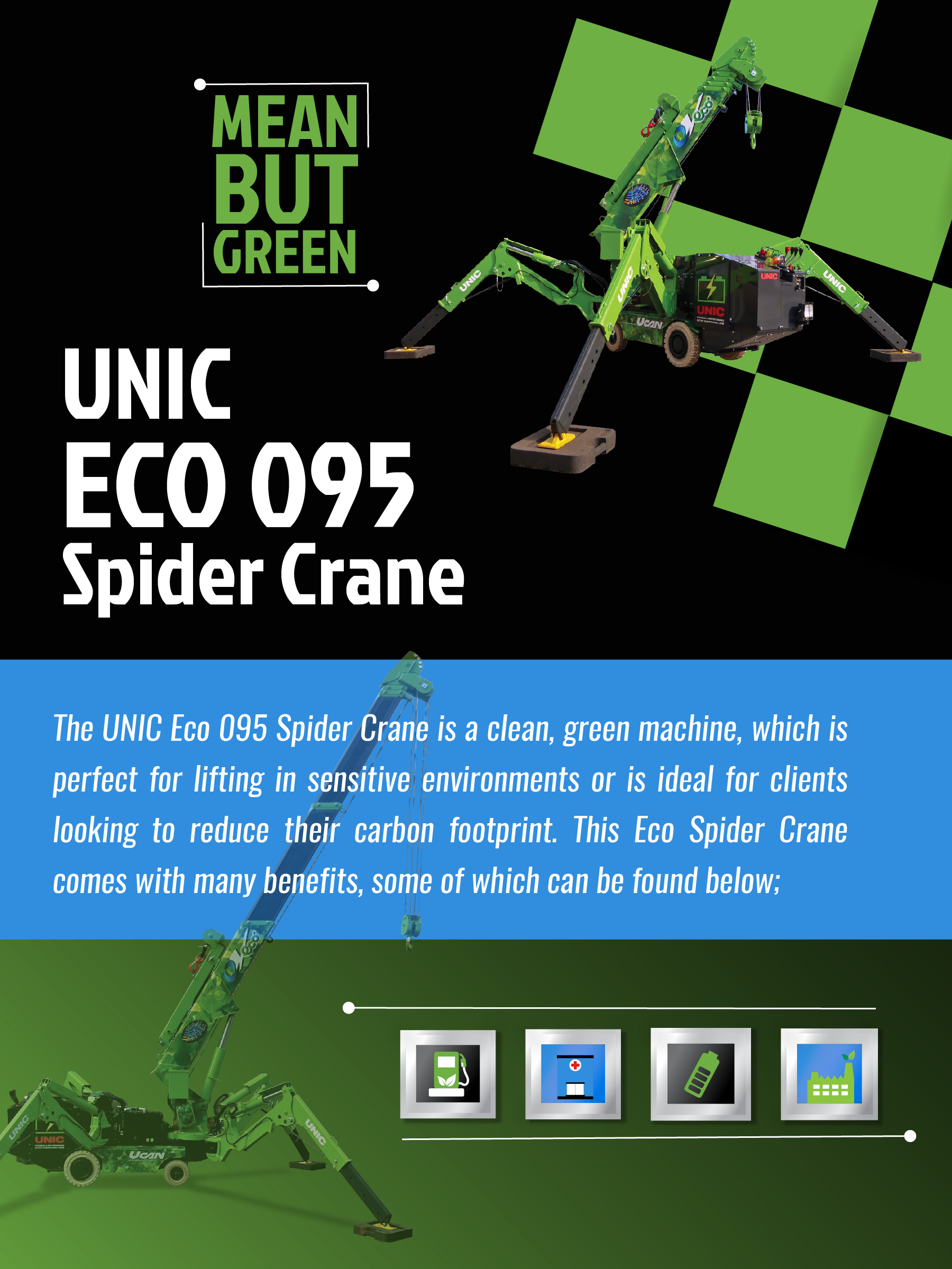 ECO CRANE 095 Cover Infographic