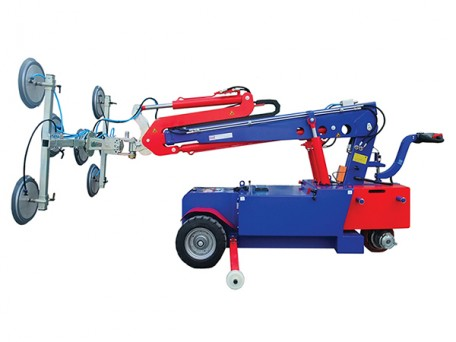 LEEA Accredited Glass Manipulators & Floor Cranes course – Module 1