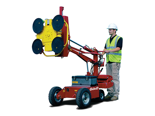 LEEA Accredited Pedestrian Operated Materials Lifter Course - Module 2