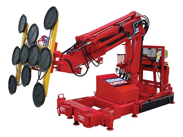 LEEA Accredited Glass Manipulators & Floor Cranes course - Module 4