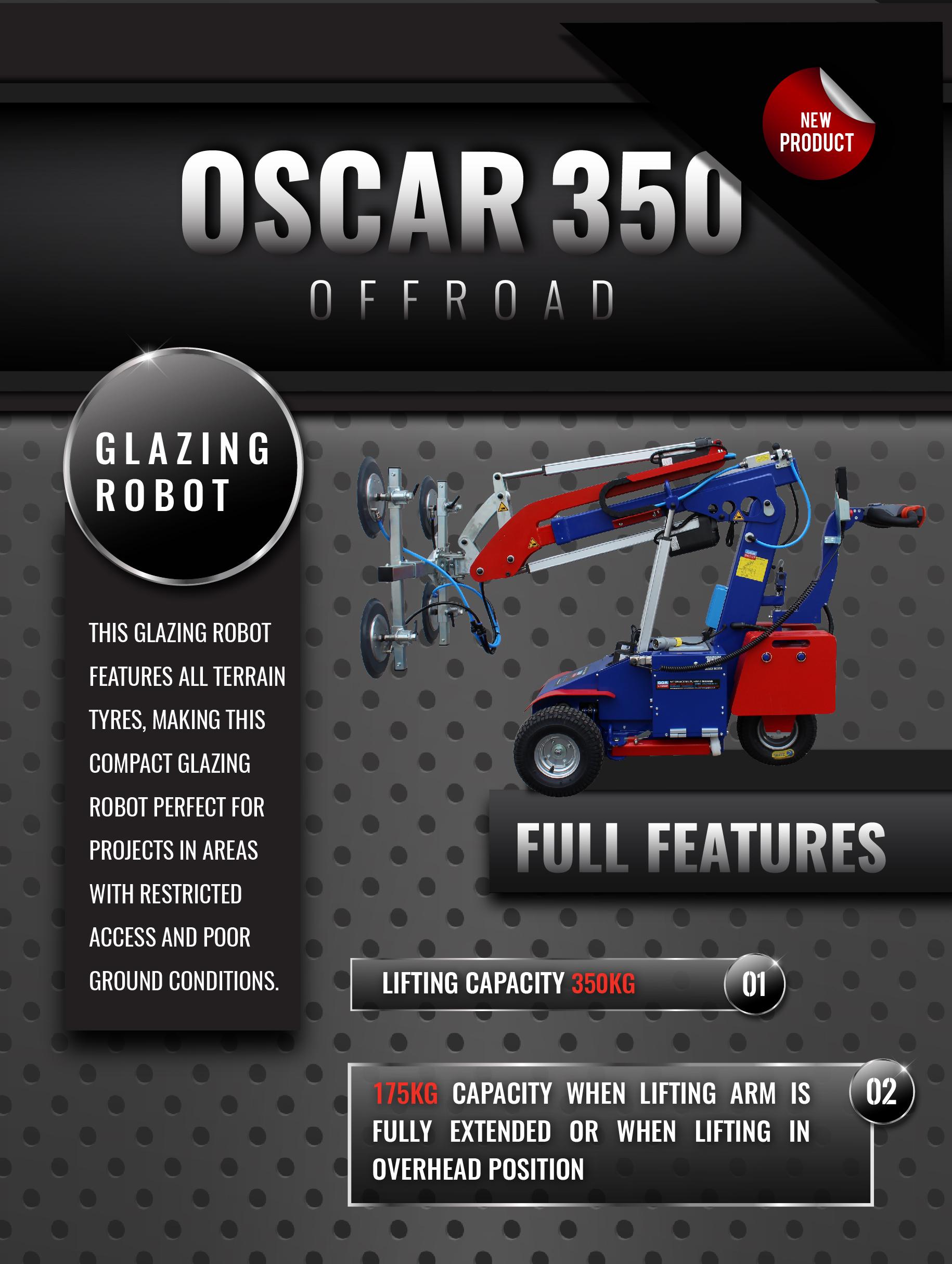 Oscar 350 Cover Infographic