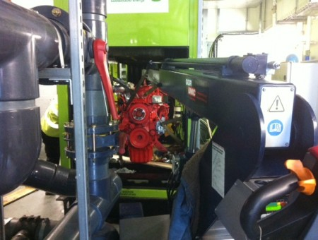 GGR Get Engines Running At Local Sports Centre