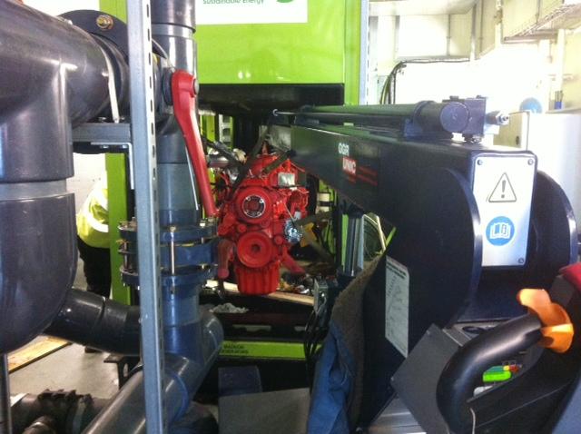 G20 Pick & Carry Crane Lifting Generator