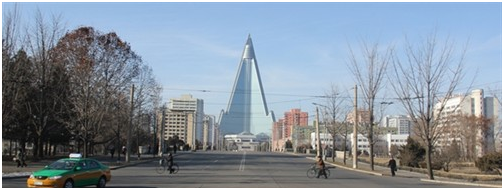 Construction Gone Wrong Ryugyong-Hotel