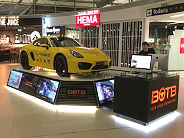Car Hoist Porsche Lift
