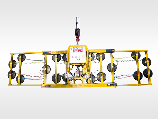 Hydraulica 6000 - UKs biggest glass vacuum lifter