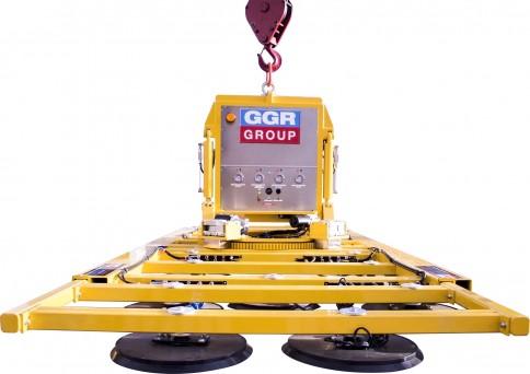 UKs biggest vacuum lifter - Hydraulica 6000