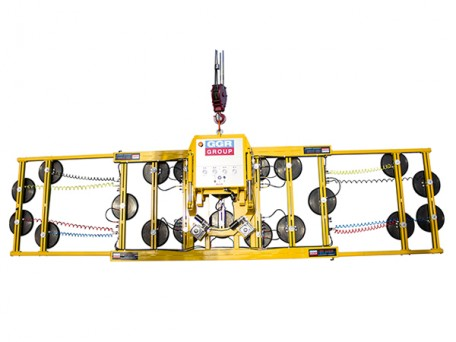 Hydraulica 6000 - Glass Vacuum Lifter