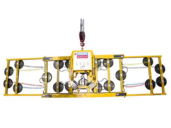 Hydraulica 6000 - Glass Vacuum Lifter