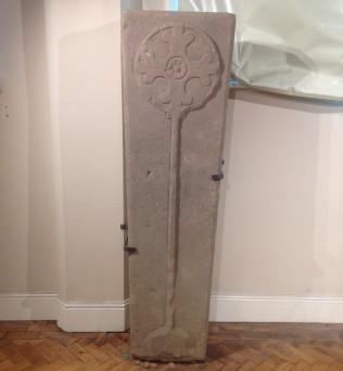 The ancient stonework