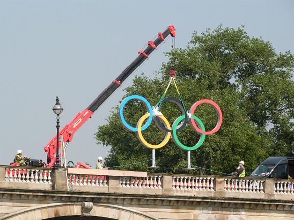 GGR Olympic Rings