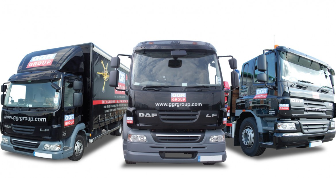 GGR Group Trucks