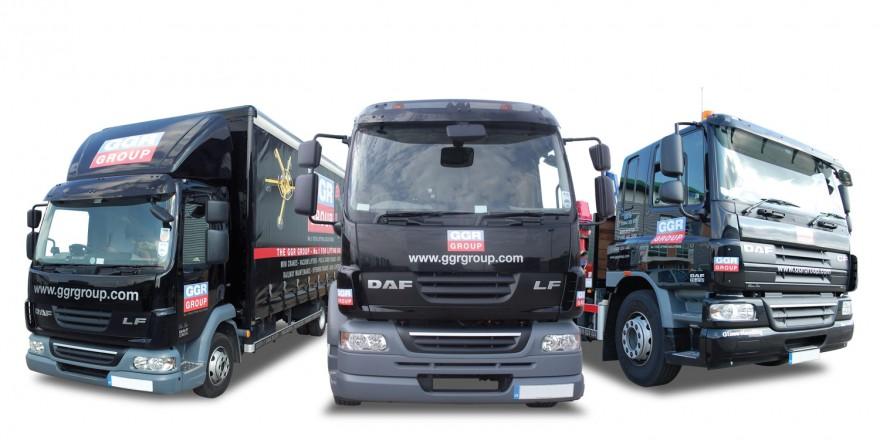 GGR Group Trucks