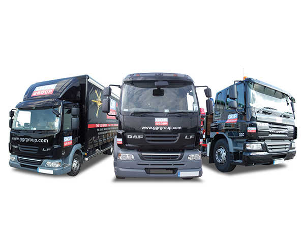 GGR Group Trucks and Transport