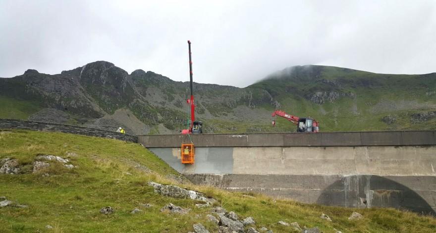 Dam Repair Wales