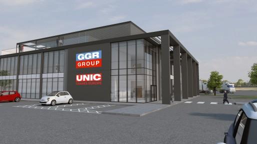 New GGR HQ