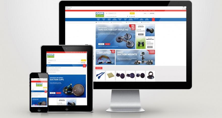 GGR Glass New Website