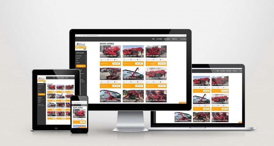 Used Mini Cranes Website