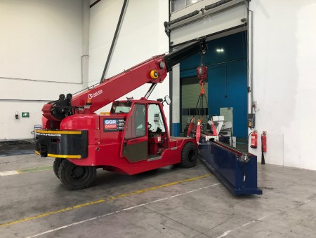 GGR Group - Lifting Solutions, Mini Cranes, Glass Lifters