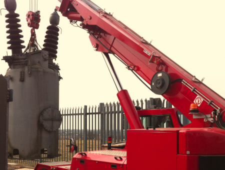 Picking the Perfect Pick and Carry Crane