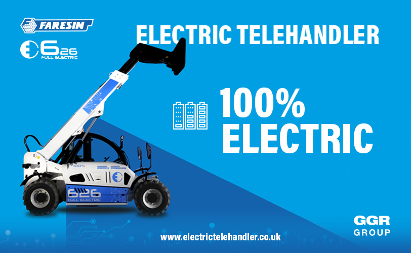 Electric Telehandler