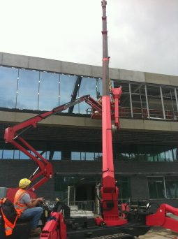 UNIC URW-706 and P11104 glass vacuum lifter