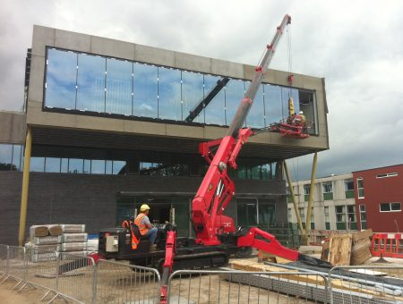 Grade A Lifting for Manchester School