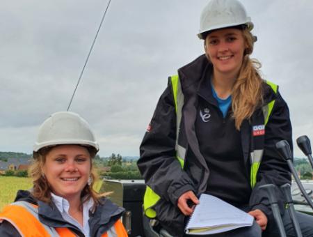 Women Who Lift – Introducing GGR's Female Operators